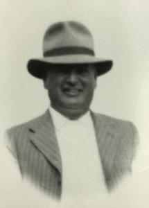 The original Mr Suckling who established FM suckling builders in 1872